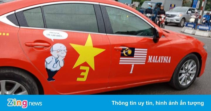 Mạng xã hội ngập sắc đỏ cổ vũ tuyển Việt Nam trước trận chung kết – Cộng đồng mạng