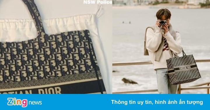 Thanh niên Việt tại Australia bị bắt vì ăn cắp nhiều túi hàng hiệu