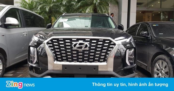 SUV cỡ lớn Hyundai Palisade chưa có kế hoạch phân phối tại VN
