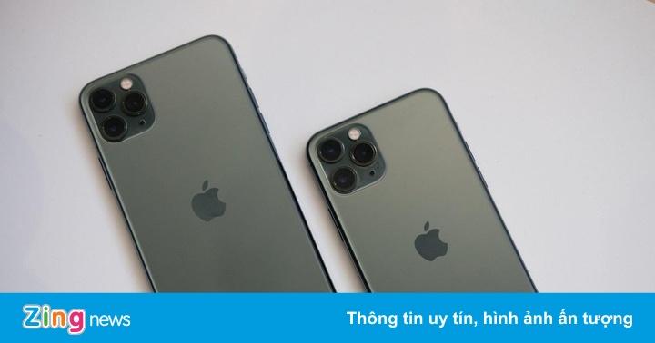 Giá iPhone tại Việt Nam tăng gần 2,5 lần sau 10 năm