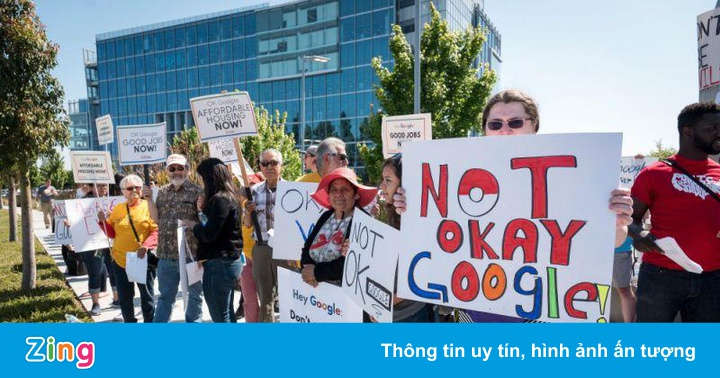 Nhiều nhân viên Google, Microsoft đình công vào ngày bán iPhone 11