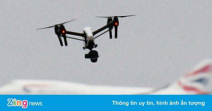 Để drone lạc vào sân bay, thanh niên bị phạt 460 triệu đồng