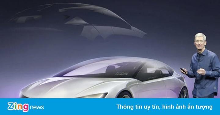 Khi Apple đến, thế giới xe hơi sẽ không còn như trước