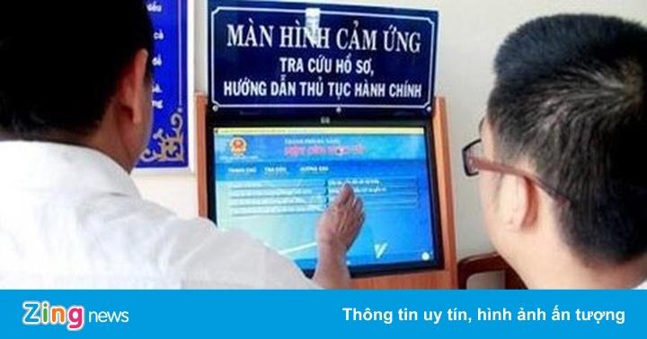 Toàn bộ dịch vụ công tại sở TT&TT TP.HCM được thực hiện trực tuyến