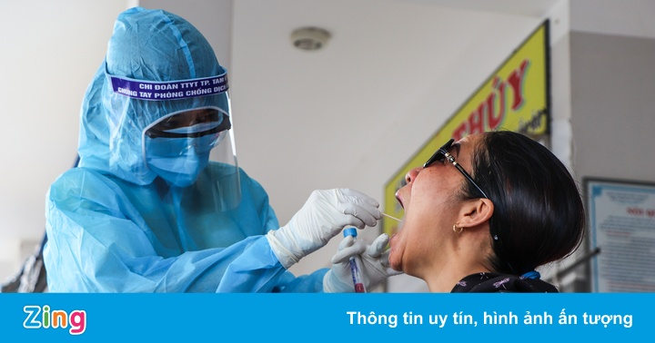Quảng Nam lập hơn 5.000 tổ giám sát Covid-19 - kết quả xổ số bình định