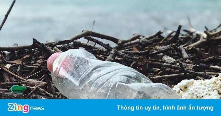"""Hành trình """"từ nhà ra biển"""" gây hại tới môi trường của chai nhựa"""