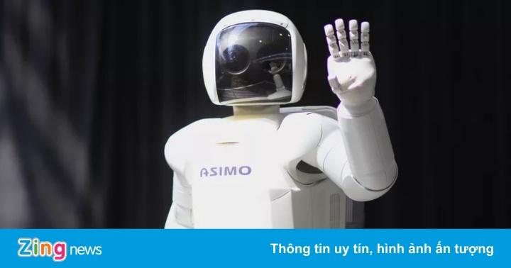 Vĩnh Biệt Asimo, Chú Robot Đáng Yêu Nhưng Vô Dụng Của Honda - Công Nghệ -  Zing.Vn