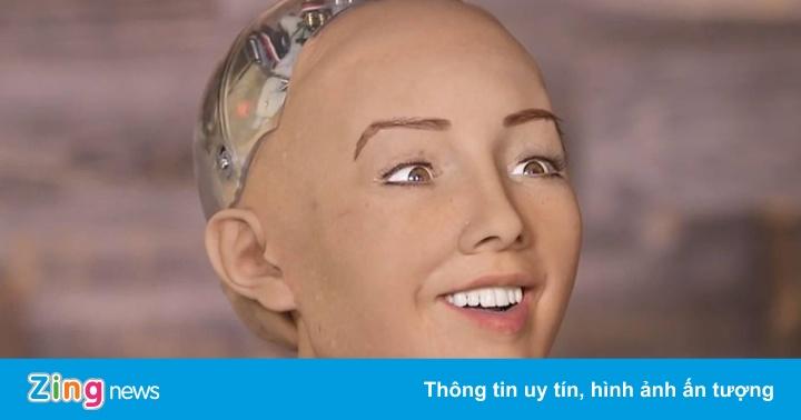Công dân Sophia, MC thời sự TQ và sự dối trá núp bóng AI