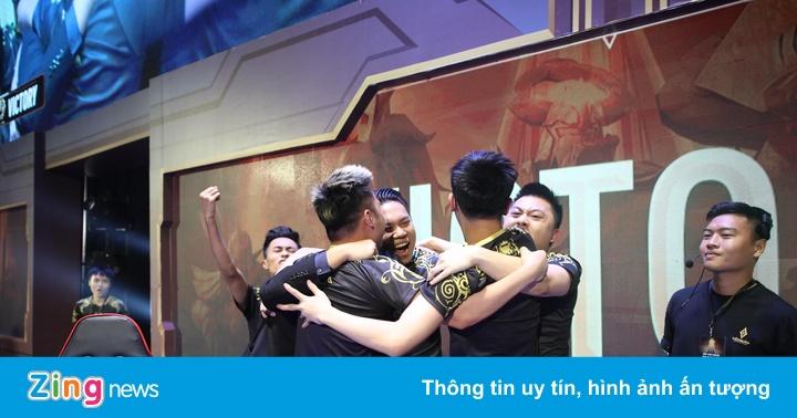 MZ eSports dự SEA Games, người hâm mộ lo HCV về tay Thái Lan