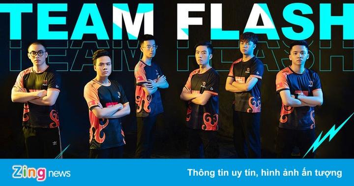 Team Flash đã chán Liên Quân Mobile