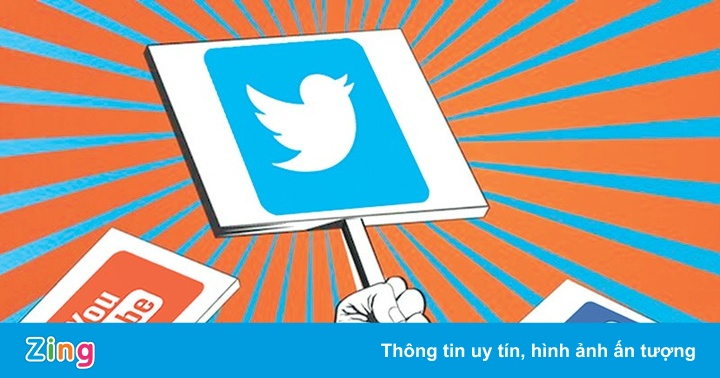 Lý do Facebook, YouTube, Twitter ngày càng coi nhẹ người dùng