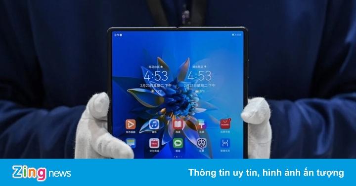 Chiến lược 1+8+N của Huawei