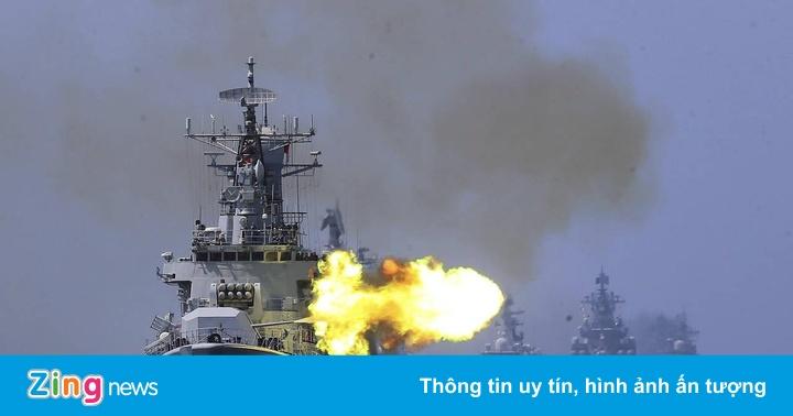 Trung Quốc tập trận bắn đạn thật 6 ngày gần eo biển Đài Loan