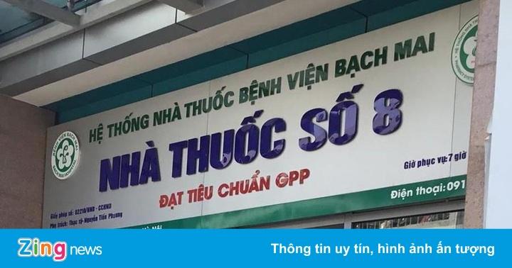 Bị tố bán thuốc rởm, Bệnh viện Bạch Mai phản bác
