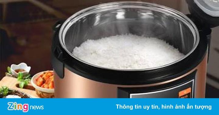 Chuyên gia ĐH Bách khoa Hà Nội tiết lộ sự thật về nồi cơm tách đường
