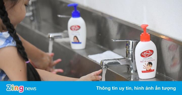 Cách rửa tay hạn chế lây nhiễm Covid-19