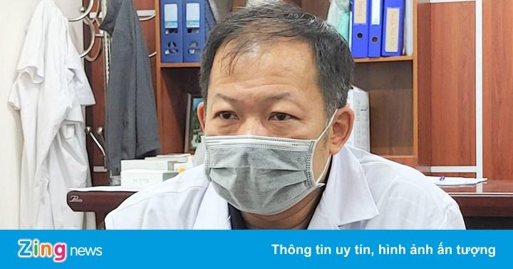 Phó giám đốc Bệnh viện Bạch Mai: Không bao giờ chùn bước trước dịch
