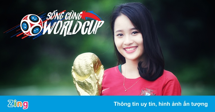 """Zing.vn tổ chức cuộc thi ảnh """"Sống cùng World Cup"""""""