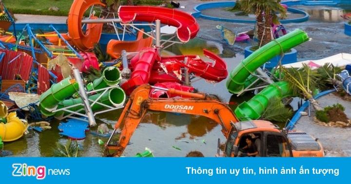 Phương án tháo dỡ Công viên nước Thanh Hà ''thiếu thận trọng''