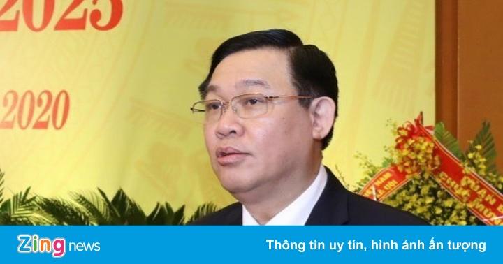 Bí thư Vương Đình Huệ nhắc nhở quận Ba Đình về trật tự xây dựng