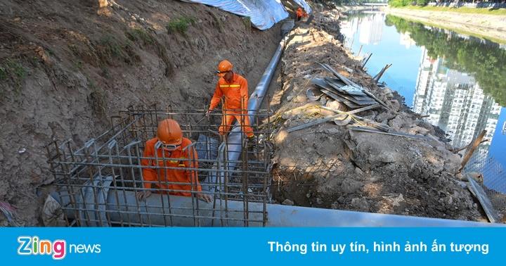 Hai phương án hồi sinh sông Tô Lịch