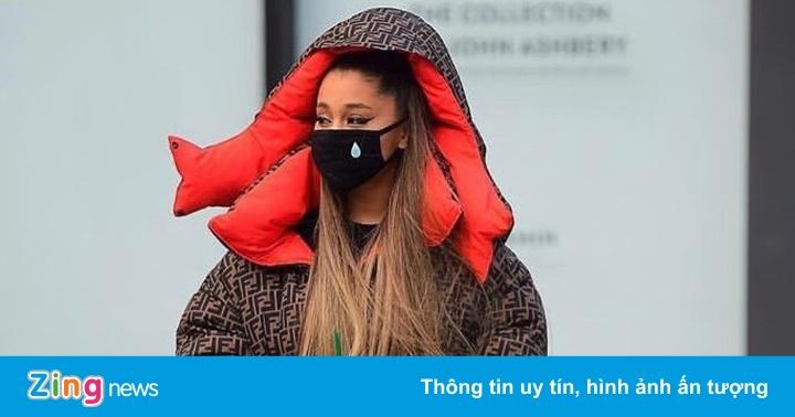 Ariana Grande, Justin Bieber hợp tác làm khẩu trang chống dịch