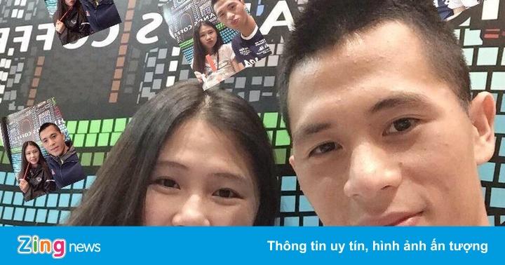 Mối tình 4 năm của cầu thủ Đình Trọng và bạn gái được dân mạng chú ý – Cộng đồng mạng