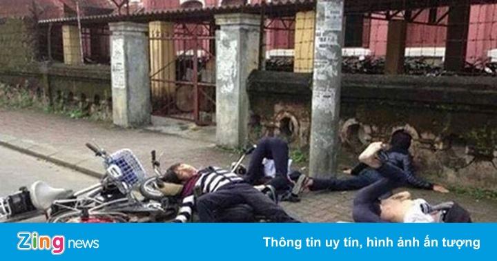 Clip chế tai nạn thương tâm ở Long An gây phẫn nộ tuần qua