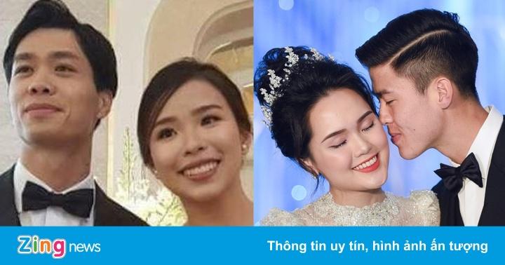 Công Phượng kết hôn kín tiếng, đám cưới Duy Mạnh toàn pha lê, đồ hiệu