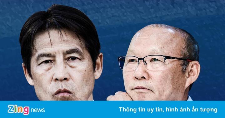 Tân HLV Thái Lan đặt mục tiêu phải thắng trận gặp Việt Nam