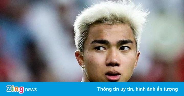 Chanathip dính chấn thương trước ngày lên tuyển Thái Lan