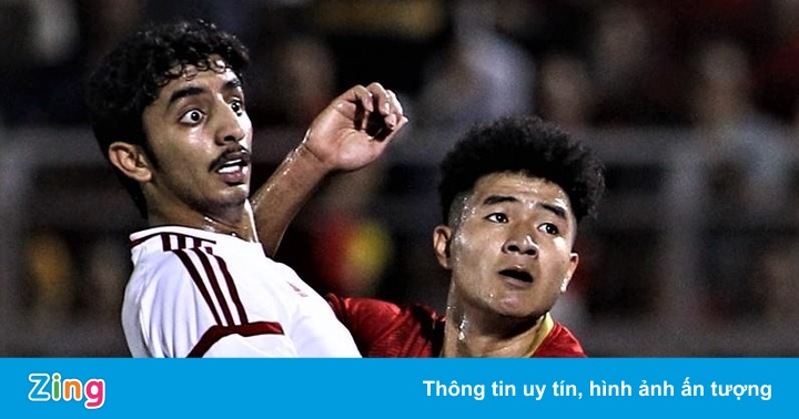 Highlights: U22 Việt Nam 1-1 UAE