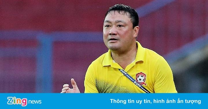 HLV Trương Việt Hoàng viết tâm thư chia tay Hải Phòng