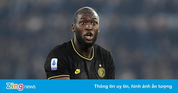 Ashley Young mở tỷ số, Inter vẫn thua ngược Lazio