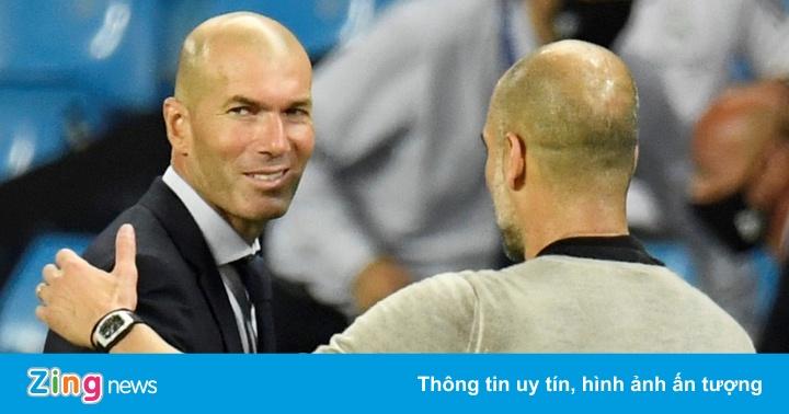 Nội dung cuộc trò chuyện giữa Pep và Zidane được tiết lộ - power 645