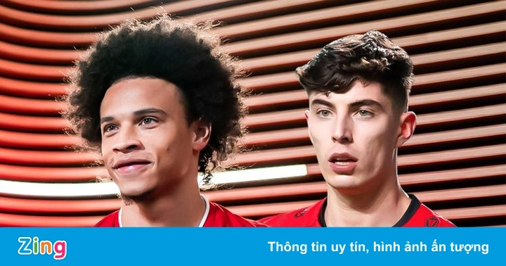 Đội hình dự kiến của tuyển Đức có giá hơn nửa tỷ euro - ảnhchụplén