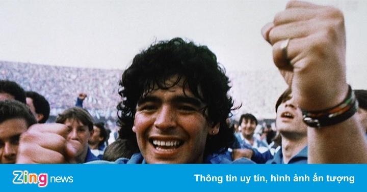 Napoli đổi tên sân để tưởng nhớ Maradona - xổ số ngày 03122019