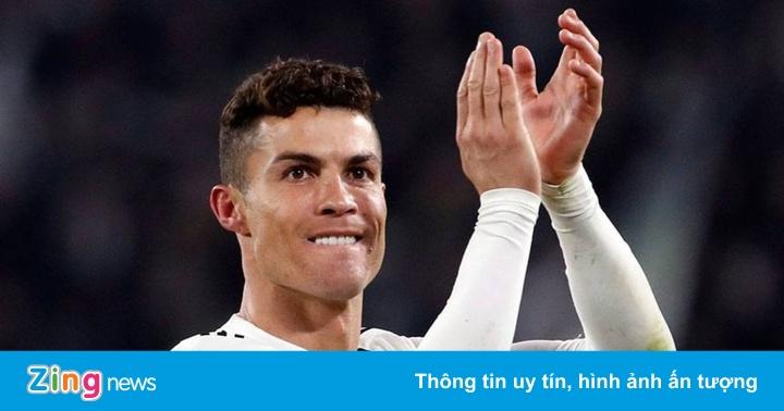 Allegri: 'Ronaldo thiết lập mục tiêu mới mỗi năm' - xổ số ngày 24122019