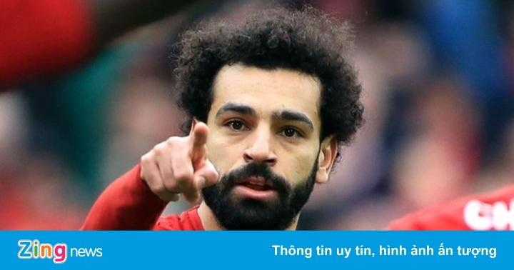 Salah thắp lên hy vọng dự Champions League cho Liverpool