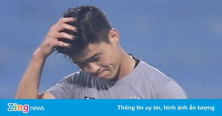 Duy Mạnh chưa chắc chắn dự vòng loại World Cup