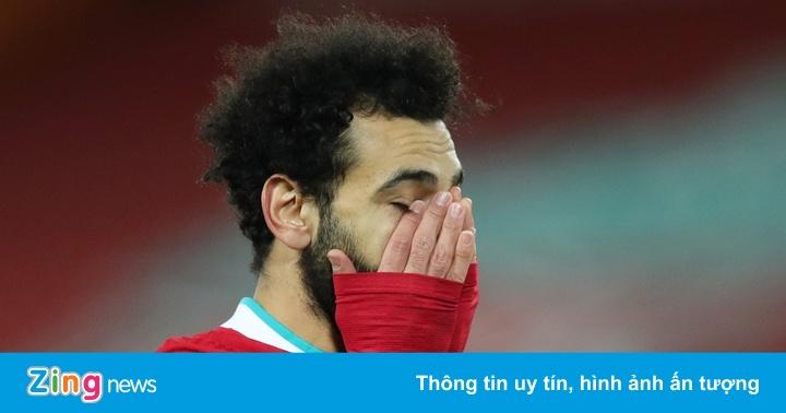 Liverpool chấm dứt chuỗi 68 trận bất bại trên sân nhà