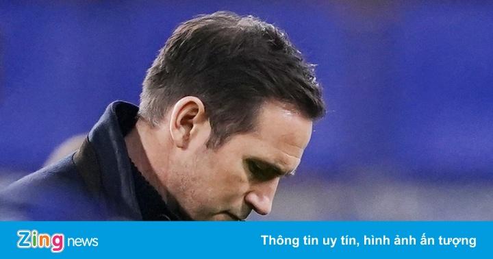 Góc khuất trong vụ sa thải Lampard của Chelsea