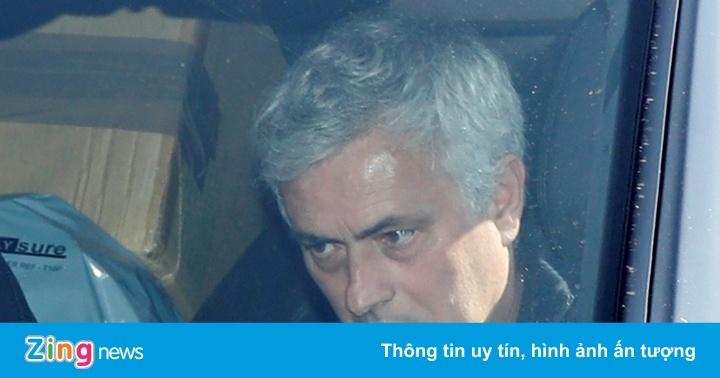 Mourinho lên tiếng sau khi bị Tottenham sa thải