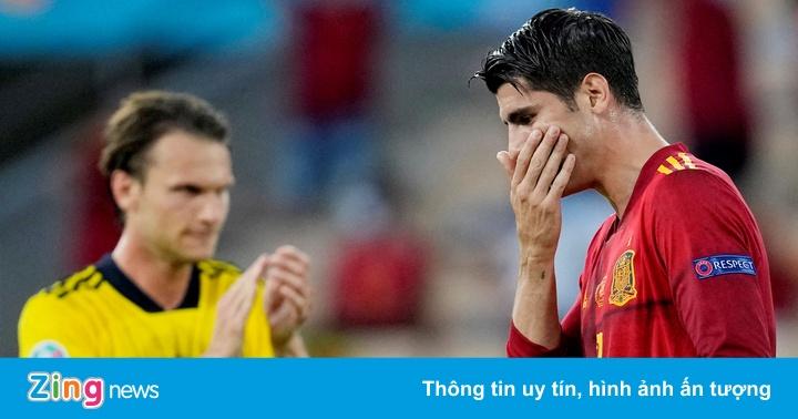 Ngày thảm họa của Alvaro Morata