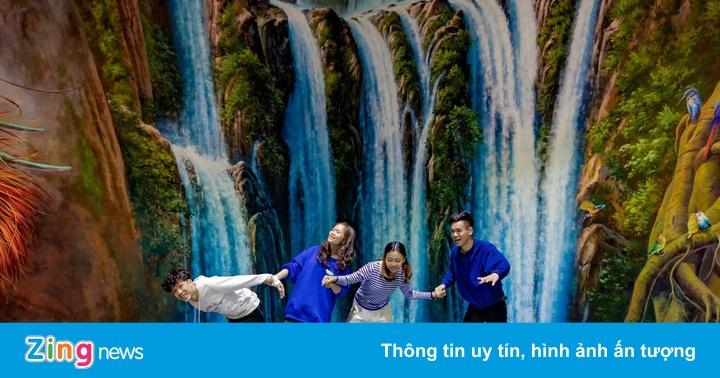 Thỏa đam mê sống ảo ở các bảo tàng tranh 3D lớn nhất Việt Nam