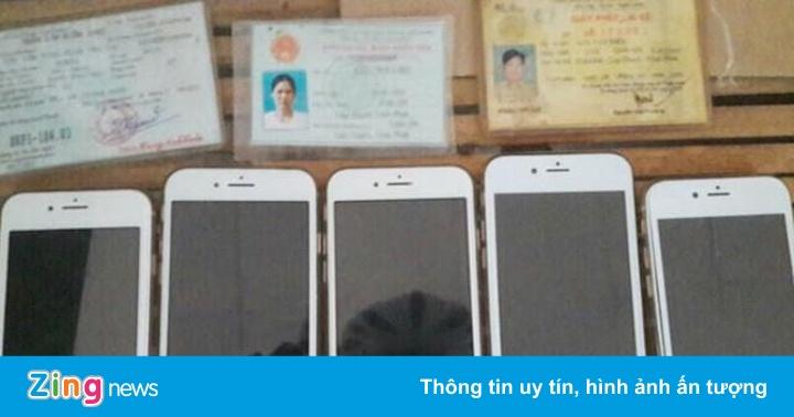 Lừa bán điện thoại giá rẻ qua mạng