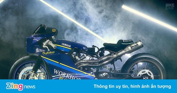 Chiến binh tốc độ Yamaha XSR700 trở về từ quá khứ
