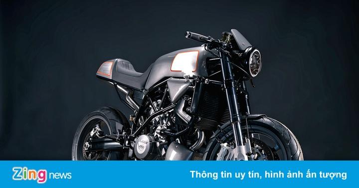 Chi tiết quái thú KTM 990 cc từ Analog Motorcycles