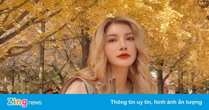 Đảo trái tim mùa thu ở Hàn Quốc hút giới trẻ Việt check-in
