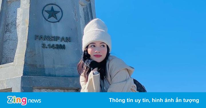 Blogger, ca sĩ Việt tới Sa Pa đón lạnh đầu đông